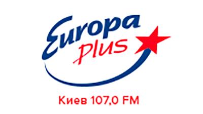 Радіо онлайн Европа Плюс слухати