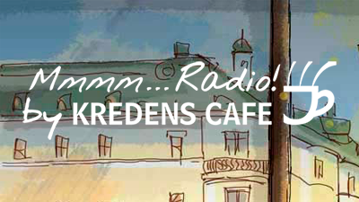 Радіо Kredens Cafe Radio слухати онлайн