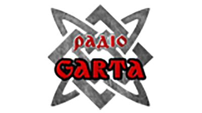 Радіо GARTA слухати онлайн